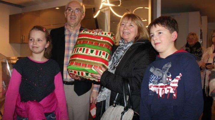 Weihnachtliches Einkaufsvergnügen
