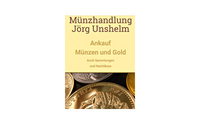 Münzhandlung Jörg Unshelm