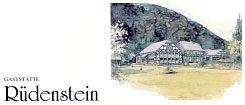 Gaststätte Rüdenstein