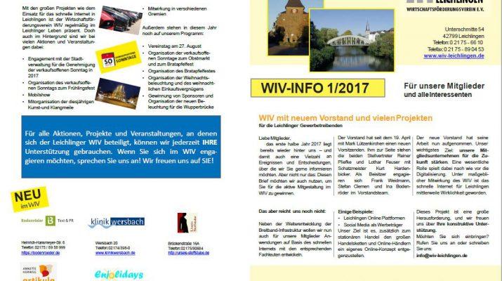 WIV-Info 2017