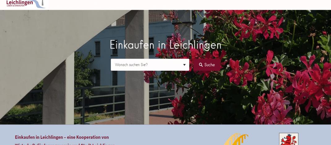 """Leichlinger Portal """"Einkaufen in Leichlingen"""" ist online"""