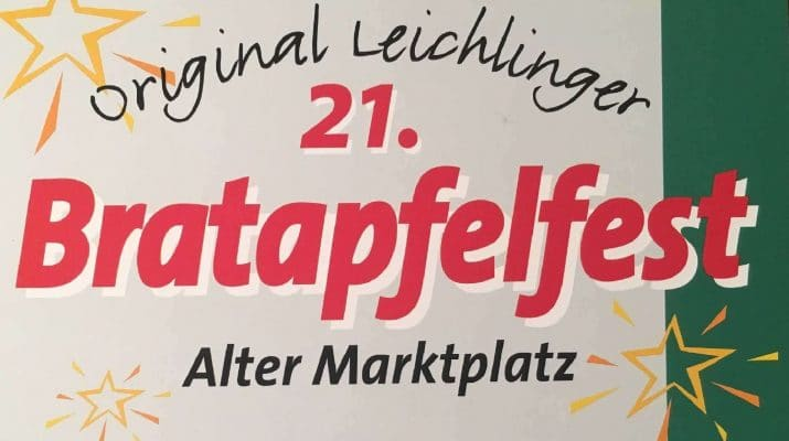 Bratapfelfest