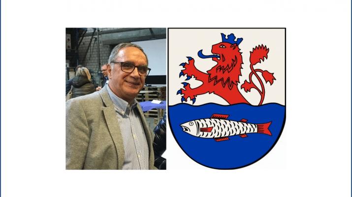 Ehrenplakette der Stadt Leichlingen für Reiner Pliefke