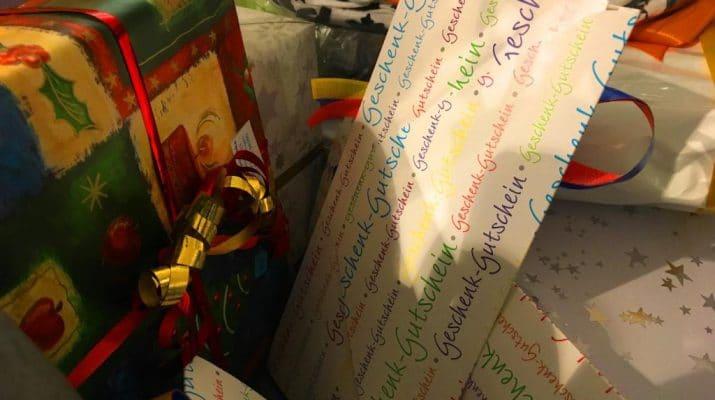 Weihnachtliches Einkaufsvergnügen 2017
