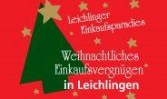 Gewinner beim Weihnachtlichen Einkaufsvergnügen in Leichlingen