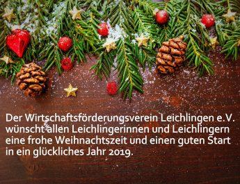 Frohe Weihnachtszeit!